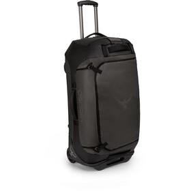 Osprey Rolling Transporter 90 Duffel Bag, negro